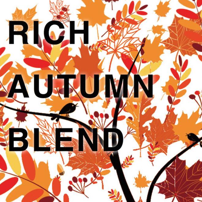 rich autumn blend