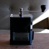 ハリオクリアコーヒーグラインダー