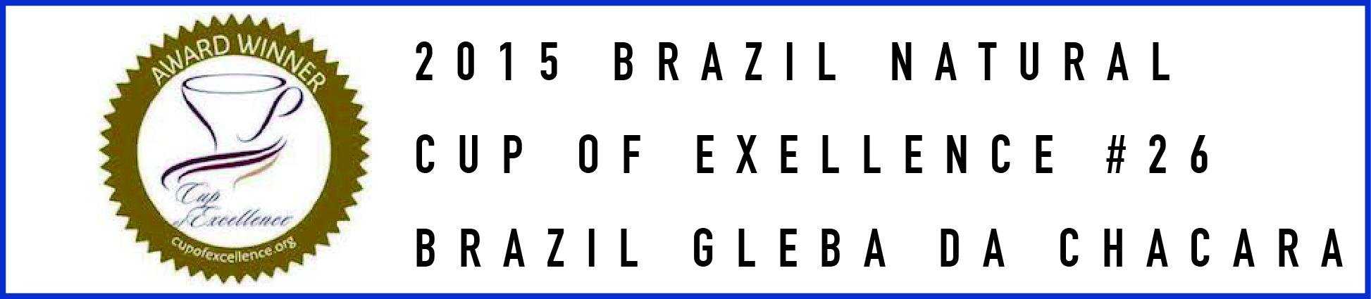 ブラジルCOE#26
