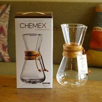 KEMEX 3CUP COFFEE MAKER