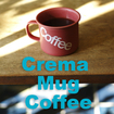 Crema Mug COFFEE