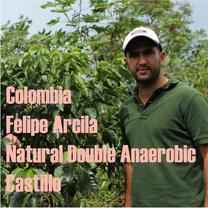 コロンビア・フェリペ・アルシラ